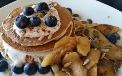 Ontbijt gluten en lactose vrij (hormoonfactor)